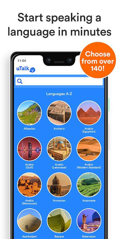 uTalk - Learn Any Language  poster 0
