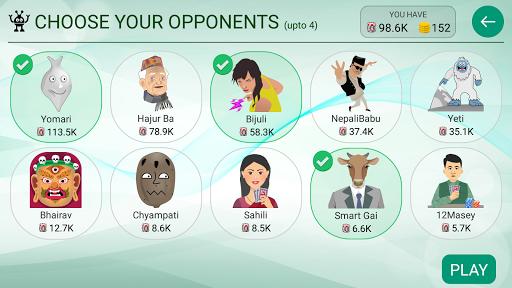 Marriage Card Game  screenshots 3