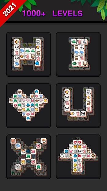 Match Animal-Free Tile master&Match Brain Game screenshot 11