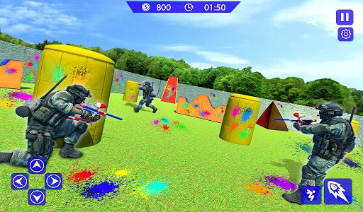 Paintball Gun Strike - Paintball Shooting Game 3 screenshots 9