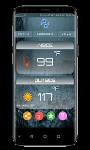 Thermometer Room Temperature