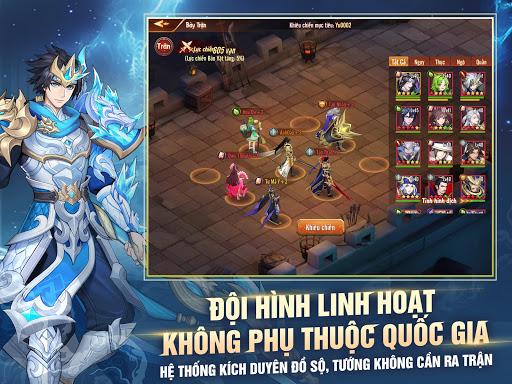 Tu00e2n OMG3Q VNG - u0110u1ea5u Tu01b0u1edbng Tam Quu1ed1c Thu1ebf Hu1ec7 Mu1edbi  screenshots 11