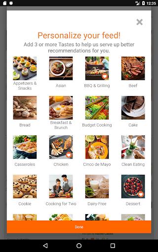 Allrecipes Dinner Spinner  Screenshots 14