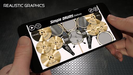 Simple Drums Deluxe - The Drum Simulator  Screenshots 2