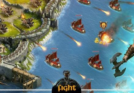 Vikings: War of Clans 5.0.3.1514 MOD APK [INFINITE MONEY] 4