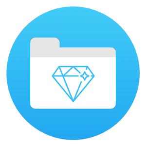 File Explorer Show Hidden File 1.4.8 by Diamond Apps Game logo