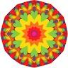 Kaleidoscope in OpenGL|ES app apk icon