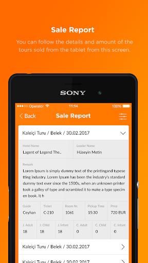 sejour mobile screenshot 3