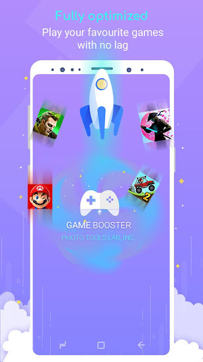 Game Booster - One Tap Advanced Speed Booster  screenshots 3