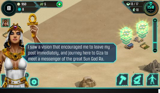 Ancient Aliens: The Game Screenshot