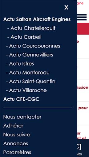 My CFE-CGC Safran AE 1.0.9 screenshots 2
