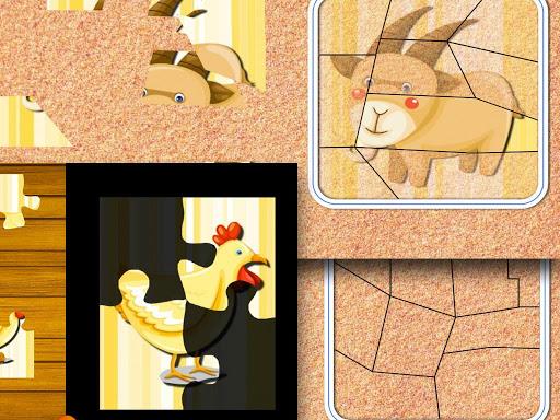 QCat Animal Puzzle (Free) 2.5.1 screenshots 6