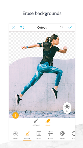 PicMonkey Photo Editor: Design, Touch Up, Filters 1.18.5 Screenshots 3