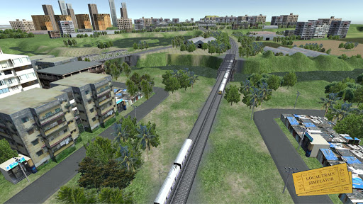 indian local train simulator screenshot 2