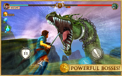 Beast Quest 1.0.4 screenshots 5