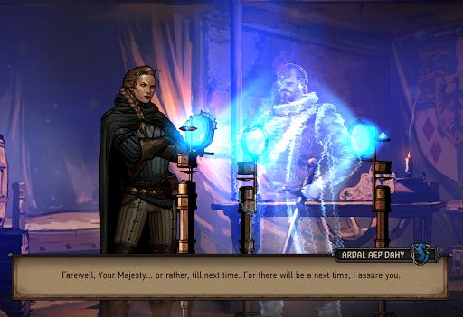 The Witcher Tales: Thronebreaker  screenshots 7