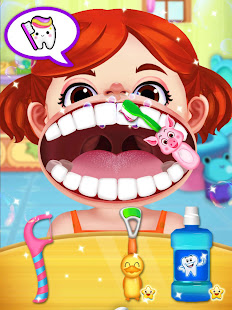 Crazy dentist games with surgery and braces 1.3.5 Screenshots 12