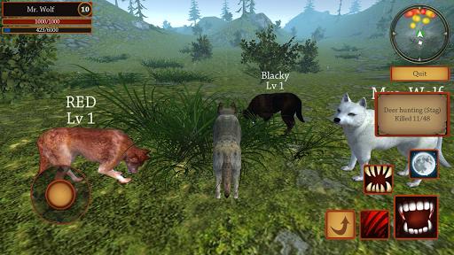 Wolf Simulator Evolution  Screenshots 18