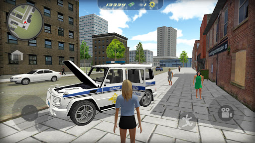 Police Car G: Crime Simulator 1.12 screenshots 3
