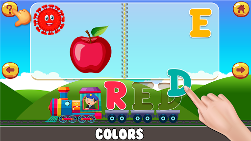 Learn English Spellings Game For Kids, 100+ Words. screenshots 11