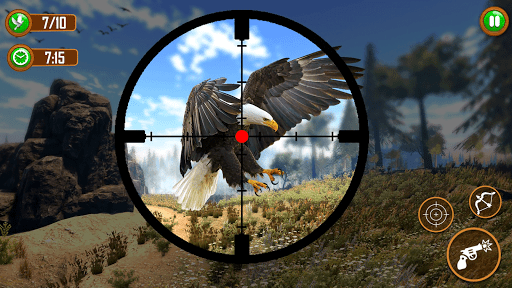 Hunting Games 2021 : Birds Shooting Games 2.4 screenshots 7