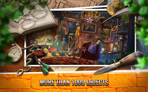 mystery castle hidden objects - seek and find game screenshot 3