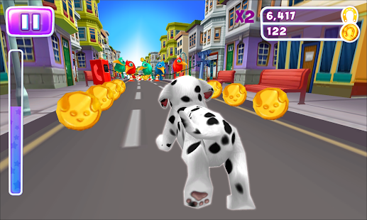 Anjing Berlari - Simulator Anjing Berlari 1.10.1 Screenshots 15