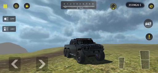 Jeep: Offroad Car Simulator screenshots 9