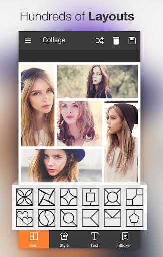 Photo Collage Editor  Screenshots 17