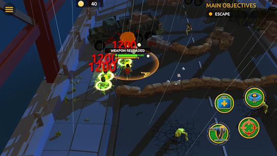 Zombie Blast Crew Mod Apk (UNLIMITED DIAMONDS/GOLD) 7