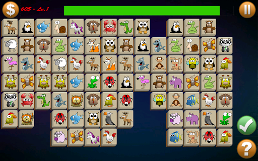 Tile Connect - Free Pair Matching Brain Game  screenshots 2