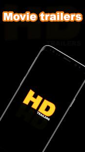 HD Movies Trailers & New Movies Teasers 1.0 screenshots 1