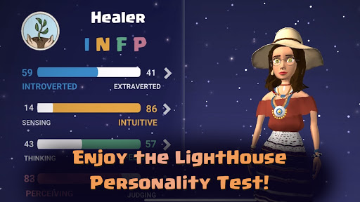LightHouse: Personality Guide 0.73 screenshots 1