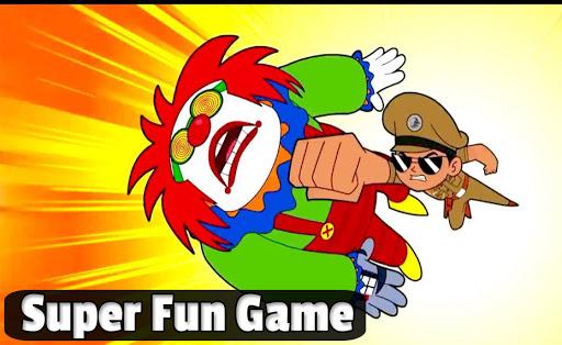 New Little Singham Mahabali Game - Police Cartoon 4 screenshots 4