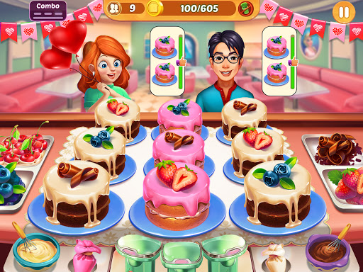 Cooking Crush: New Free Cooking Games Madness 1.3.2 Screenshots 9
