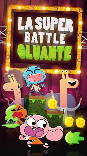 Code Triche La Super Battle Gluante APK MOD (Astuce) screenshots 1