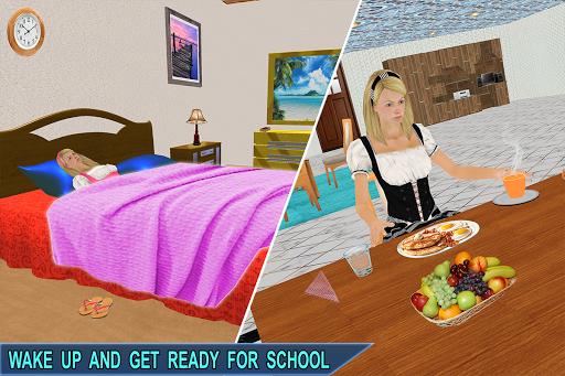 Virtual School Girl Simulator: High School Game 2.04 screenshots 7