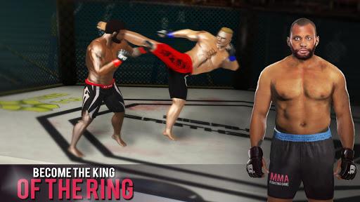 MMA Fighting Games  screenshots 1