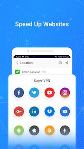Super VPN MOD (Premium) 2