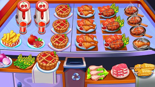 امبراطورية الطبخ 2020 – العاب طبخ للبنات 2