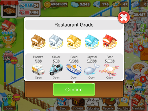 Hello Seafood 2 for Kakao 2.9.5 screenshots 16