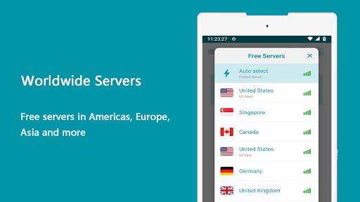 Thunder VPN - Fast, Safe VPN screenshots 8