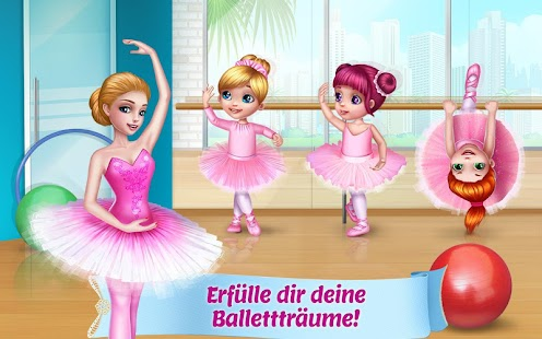 Prima Ballerina Screenshot