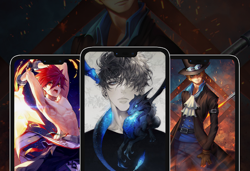Anime Boy Wallpapers - Anime Wallpaper Anime Boys 1.0.3 Screenshots 17