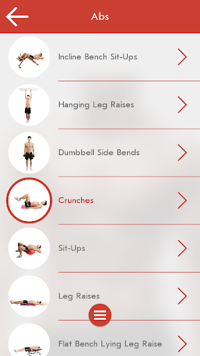 Fitness & Bodybuilding  screenshots 2