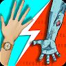 Funny Hand Slap game apk icon
