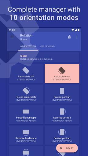 Rotation | Orientation Manager apktram screenshots 1