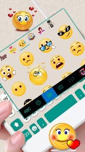 SMS Messenger Keyboard 4