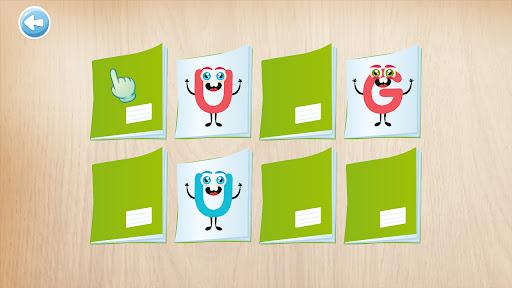 Alphabet game for kids - learn alphabets 4.1.0 screenshots 14