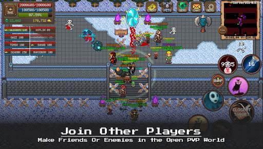 MMORPG Laurum Online - RPG - Pixel MMO - PVP 1.5-hf1 screenshots 1